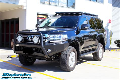 Acquisitioning success in us military trials in 1957 spurred on toyota to launch the model in the 200 series land cruiser station wagon was launched in early 2008 after five years of development. Toyota 200 Series Landcruiser Wagon Black #88219 ...