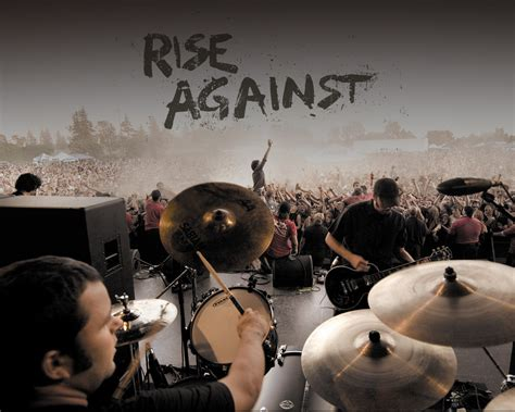 Rise Against Wallpaper  All About Music