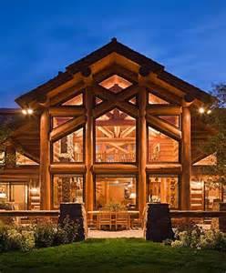 Colorado Log Cabin Homes for Sale