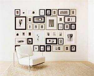 Fotos Aufhängen Ideen : fotowand gestalten minimalistisch fotow nde pinterest ~ Lizthompson.info Haus und Dekorationen