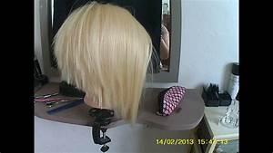 Coiffure Carre Plongeant : tuto coupe femme coiffure carre plongeant youtube ~ Nature-et-papiers.com Idées de Décoration