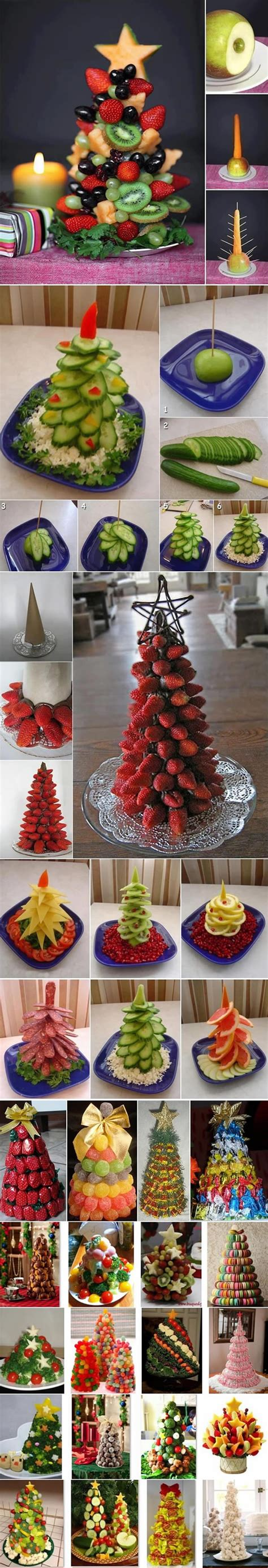 diy food christmas trees pictures photos and images for