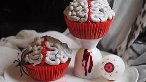 Gruselige Bastelideen Zu Halloween : halloween rezepte gehirnmuffins k rbissuppe und mehr ~ Lizthompson.info Haus und Dekorationen