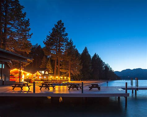 tahoe lake south stay action