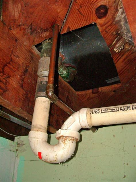 Symptoms Of Clogged Plumbing Vent Line For Bathroom Vent