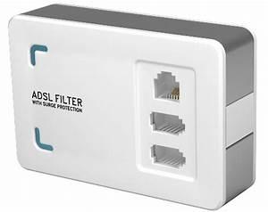 Adsl  Hardwired Adsl Filter