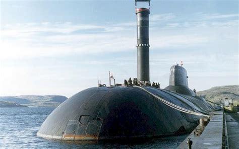 Projekts 941 Akula - pasaules lielākā zemūdene. - Spoki