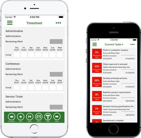 Office 365 On Iphone by Microsoft Releases Office 365 Project Time Reporter For