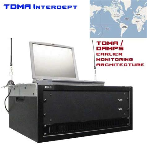 Tdma Intercept