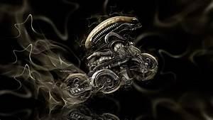 Fantasy Moto Tiger Smoke Collection 12+ Wallpapers