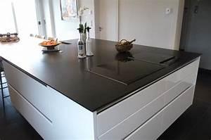 enchanteur plan de travail central cuisine ikea et nice With meuble plan de travail cuisine ikea