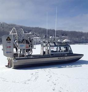 Nrp Officers To Test New Airboat On Deep Creek Lake