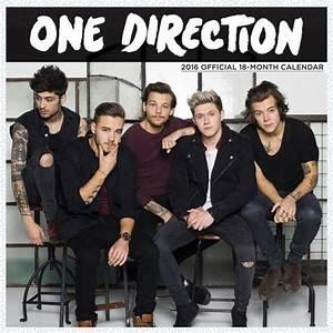 One Direction Global - 2016 Mini Wall Calendar Calendars ...