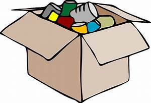 Free Vector Graphic  Packing  Box  Storage  Open  Full - Free Image On Pixabay