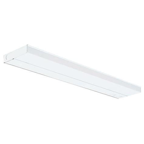 lithonia lighting 24 in white t5 fluorescent