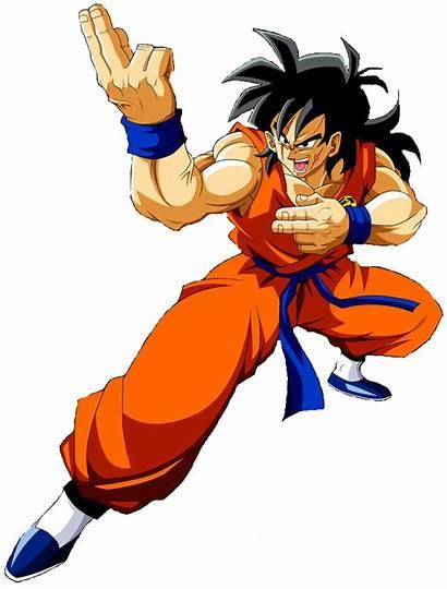 Yamcha Dragon Ball Super Saiyan Satan Mr