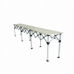 Comptoir Table Pliante Hauteur Rglable 435x60cm Plateau