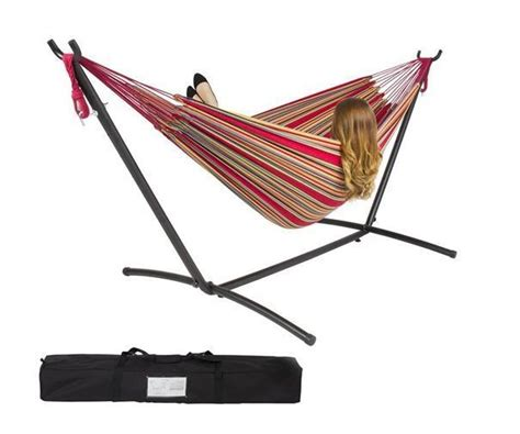 Free Standing Hammock Chair by Free Standing Banana Hammock Swing Outdoor Furniture Stand