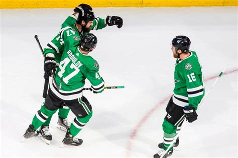 Dallas Stars rally past Golden Knights to take 3-1 series ...