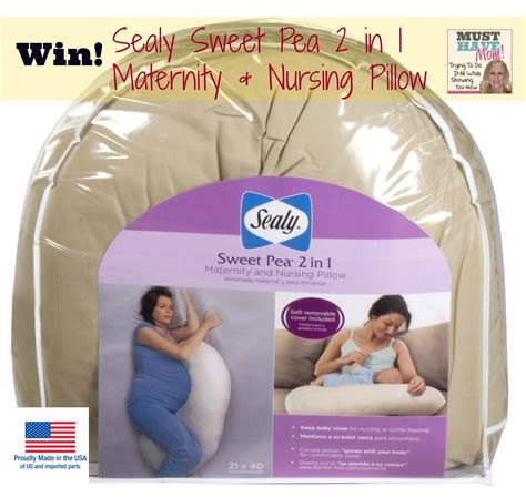 17 Weeks Pregnant And Sleeping Great With The Sealy Sweet