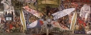 mexicaanse muralisten de spiegel van het onbewuste