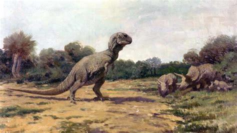 Cinco Cosas Que No Sabías Sobre El Tiranosaurio