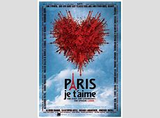 [PAST EVENT] Movie night Paris, je t'aime W&M Featured