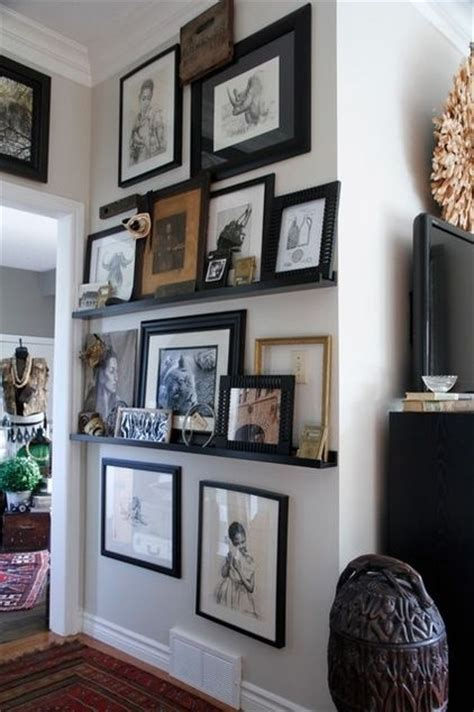 Wall Shelves And Ledges by Picture Ledge Shelves Mad About The House