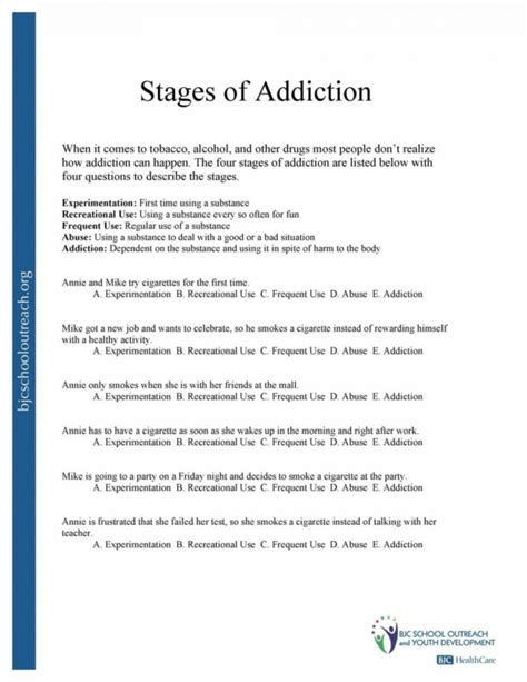 plan drug relapse prevention  worksheet amp db
