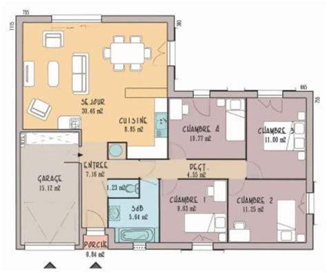 arri鑽e plan de bureau gratuit plan de maison de 3 chambres bureau garage