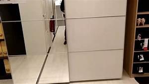 Dressing Ikea Angle : armoire dressing ikea youtube ~ Teatrodelosmanantiales.com Idées de Décoration