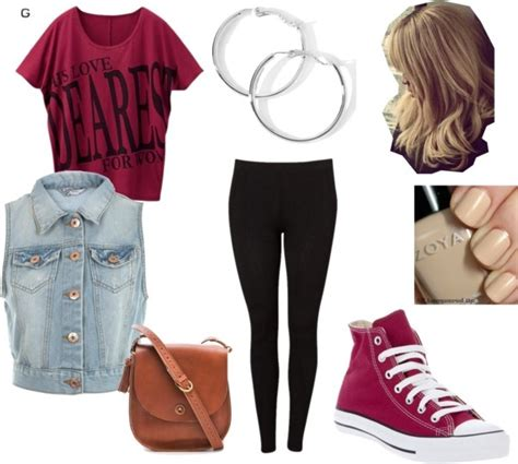 21 best POLYVORE Casual images on Pinterest   Polyvore casual Uni outfits and Casual clothes
