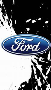 Ford Logo Wallpaper iPhone - image #535