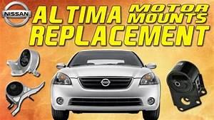 2006 Nissan Altima Motor Mount Diagram