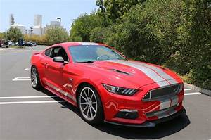 VIDEO: First Look at the 650HP 2015 Shelby GT S550 Mustang