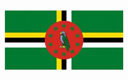 Dominica Flag Dominican Flags Drawing Python Republic
