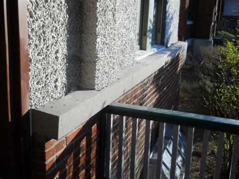 Metal Window Sill by Window Sills Canadian Masonry Services