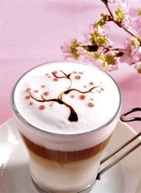 The most common coffee art images material is ceramic. 40 Beautiful Coffee Art Examples - Bored Art