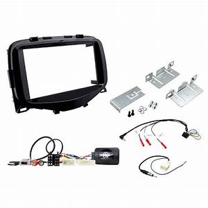 Ctkty17 Toyota Aygo Double Din Car Stereo Fitting Kit