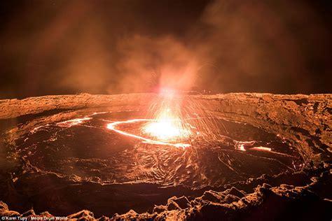 Erta Ale Volcano, Ethiopia - Most Beautiful Spots