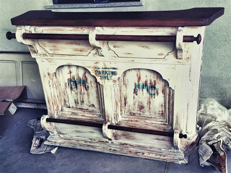shabby chic bar table shabby chic bar counter by misstractors on deviantart