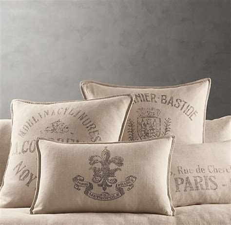 Restoration Hardware Living Room Pillows by Restoration Hardware Throw Pillows Steunk Living Room
