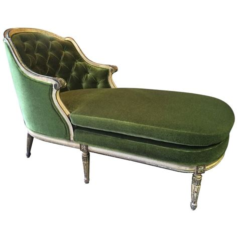 chaise louis 16 early 20th century louis xvi chaise longue for sale at 1stdibs
