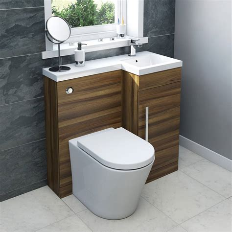 Small Bathroom? Style it your way with MySpace Furniture