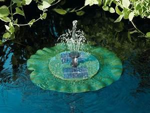 Fontaine Solaire Pour Bassin : catgorie fontaine de jardin du guide et comparateur d 39 achat ~ Dailycaller-alerts.com Idées de Décoration