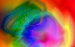 Abstract Rainbow wallpaper - 118111