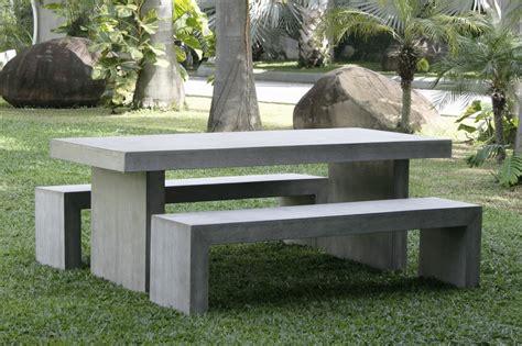 cement garden bench concrete garden benches foter