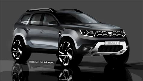 2018 Dacia Duster Interior High Resolution Wallpapers