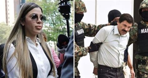 El Chapo's Wife In Talks To Join VH1's 'Cartel Crew' Show