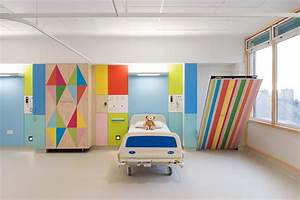 Morag Myerscough Transforms Rooms In Sheffield Childrens